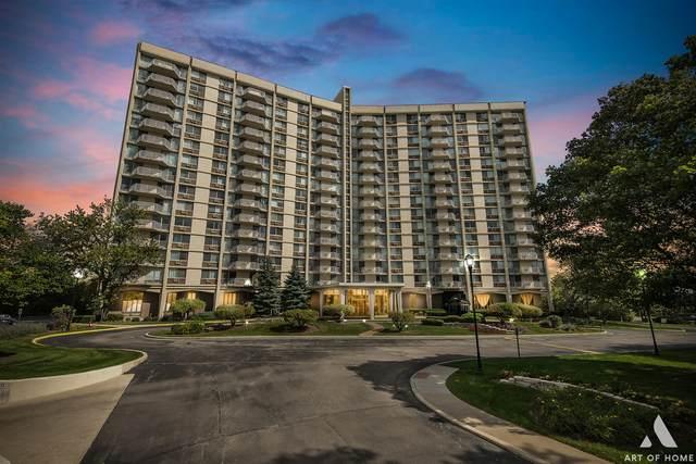 40 N Tower Road 2N, Oak Brook, IL 60523 (MLS #10862959) :: Helen Oliveri Real Estate