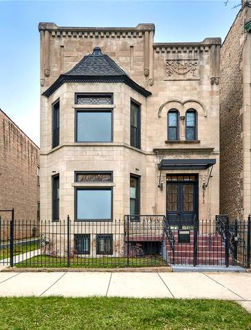 5812 S Michigan Avenue, Chicago, IL 60637 (MLS #10877243) :: The Spaniak Team