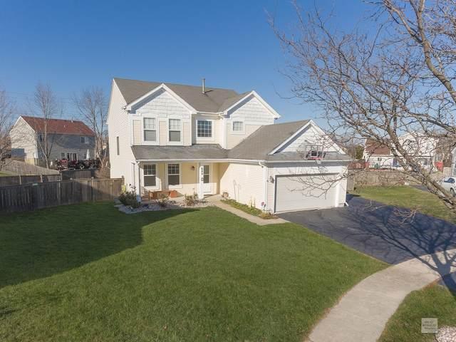 680 Bluebird Drive, Bolingbrook, IL 60440 (MLS #10890677) :: Janet Jurich
