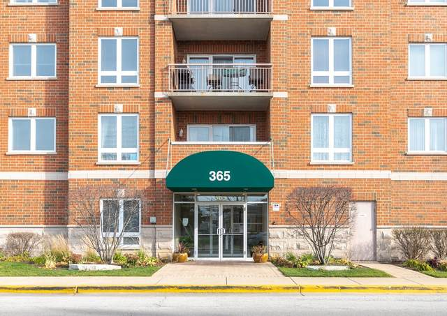 365 Graceland Avenue 401A, Des Plaines, IL 60016 (MLS #10915770) :: The Wexler Group at Keller Williams Preferred Realty