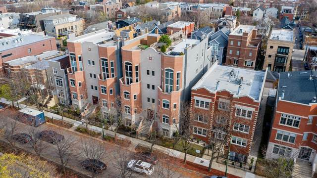 2625 N Ashland Avenue 3A, Chicago, IL 60614 (MLS #10917782) :: Janet Jurich