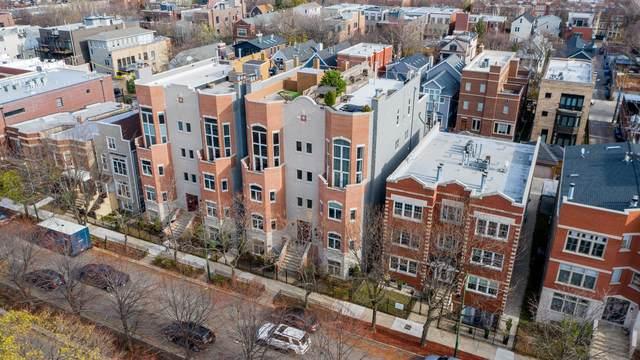 2625 N Ashland Avenue 3A, Chicago, IL 60614 (MLS #10917782) :: Suburban Life Realty