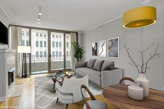 200 N Jefferson Street #507, Chicago, IL 60661 (MLS #10926168) :: The Wexler Group at Keller Williams Preferred Realty