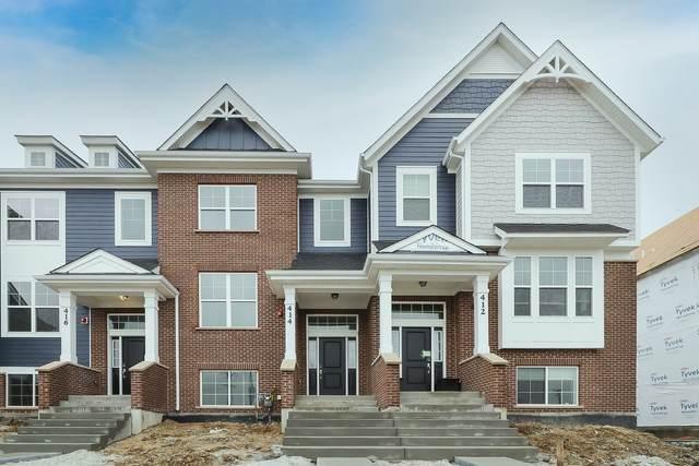 414 Bluff Lot 22.03 Avenue, La Grange, IL 60525 (MLS #10929213) :: RE/MAX IMPACT