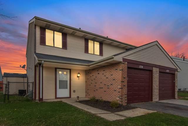 1774 Howe Lane, Hanover Park, IL 60133 (MLS #10932079) :: BN Homes Group