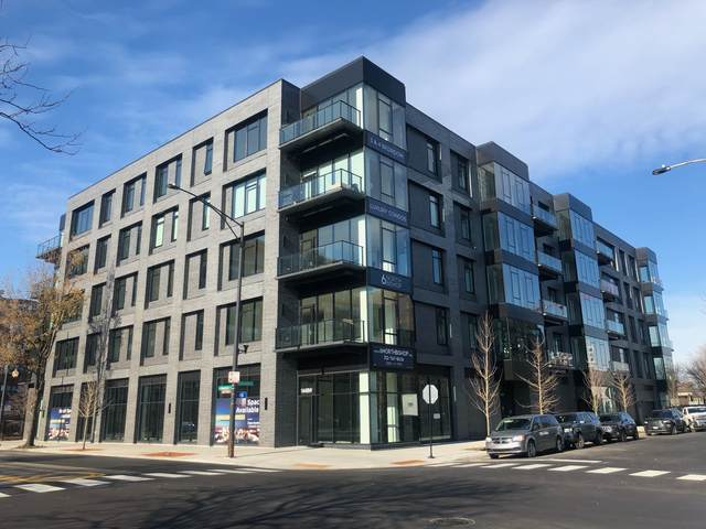 6 N Bishop Street #301, Chicago, IL 60607 (MLS #10935123) :: Property Consultants Realty