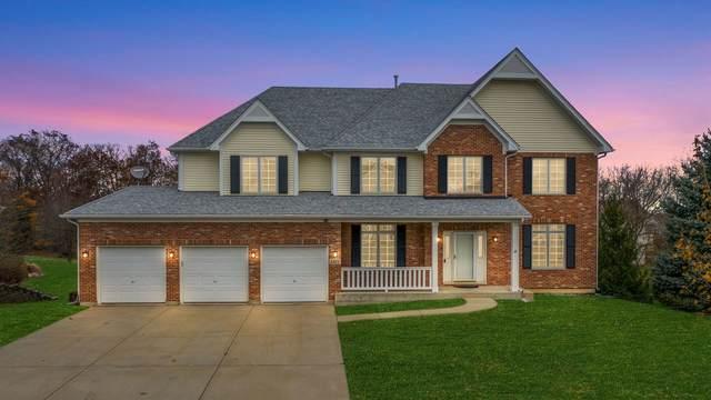 1321 Bison Lane, Hoffman Estates, IL 60192 (MLS #10935185) :: Lewke Partners