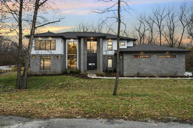 70 Elizabeth Lane, Palos Park, IL 60464 (MLS #10935202) :: Littlefield Group