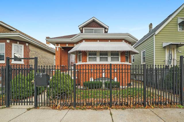 5225 S Fairfield Avenue, Chicago, IL 60632 (MLS #10935752) :: BN Homes Group