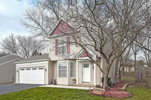 1550 Meghan Avenue, Algonquin, IL 60102 (MLS #10935937) :: BN Homes Group