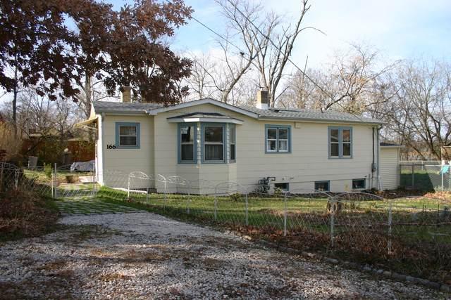 166 N Shore Drive, Lake Villa, IL 60046 (MLS #10936046) :: Helen Oliveri Real Estate