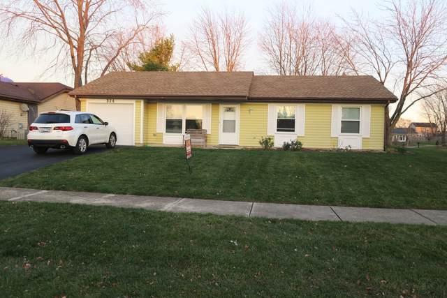 324 Lakeside Drive, Bolingbrook, IL 60440 (MLS #10936105) :: John Lyons Real Estate