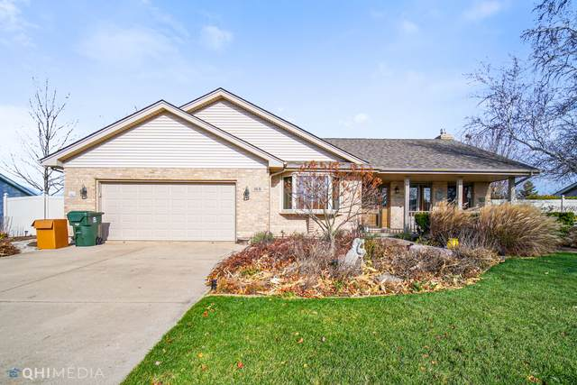 1831 Grand Prairie Drive, New Lenox, IL 60451 (MLS #10936349) :: Littlefield Group