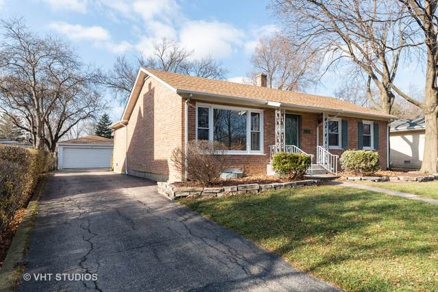 114 S Elmwood Avenue, Palatine, IL 60074 (MLS #10936673) :: Lewke Partners