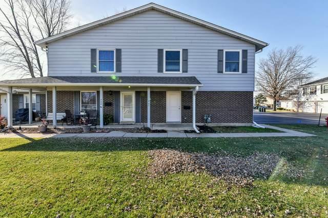 787 Pahl Road #787, Elk Grove Village, IL 60007 (MLS #10937094) :: Helen Oliveri Real Estate