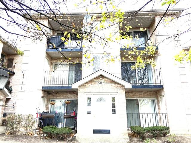 5425 N Milwaukee Avenue N 1B, Chicago, IL 60630 (MLS #10937206) :: BN Homes Group