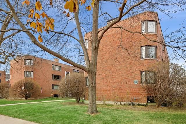 2625 Central Street 1W, Evanston, IL 60201 (MLS #10937505) :: Lewke Partners