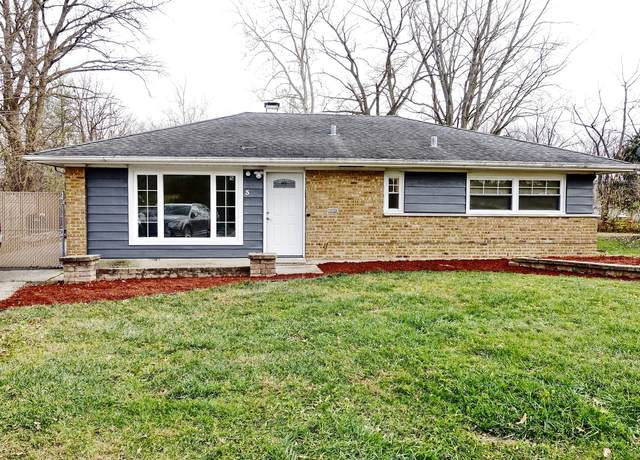 3 Nassau Court, Park Forest, IL 60466 (MLS #10938169) :: Lewke Partners