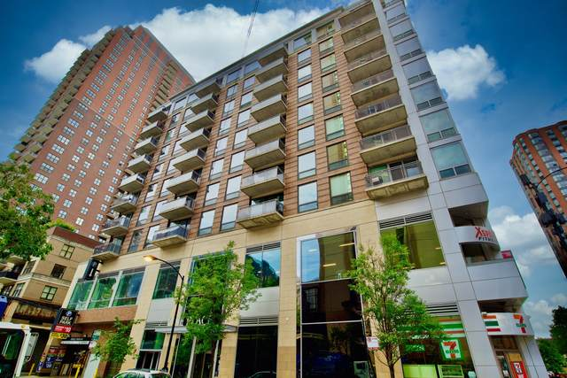 1 E 8th Street #806, Chicago, IL 60605 (MLS #10938617) :: O'Neil Property Group