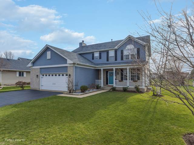 290 Morgan Valley Drive, Oswego, IL 60543 (MLS #10938797) :: BN Homes Group