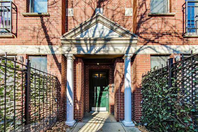 844 W Diversey Parkway 2W, Chicago, IL 60614 (MLS #10938976) :: O'Neil Property Group