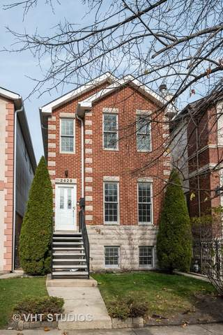 2428 W Ohio Street, Chicago, IL 60612 (MLS #10939067) :: Lewke Partners