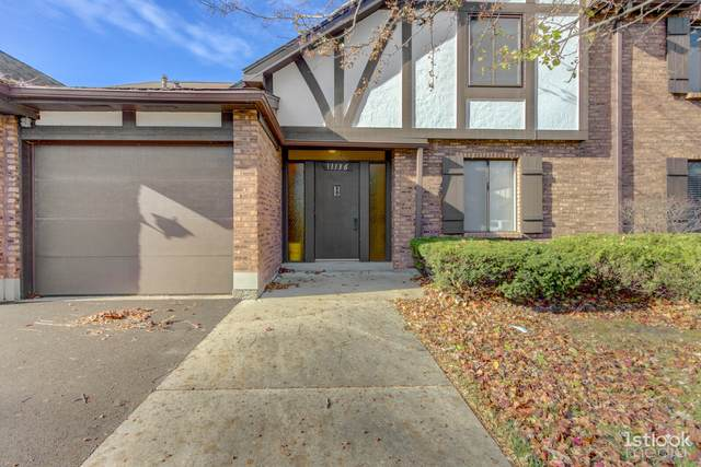 11136 Cottonwood Drive 1A, Palos Hills, IL 60465 (MLS #10939118) :: The Wexler Group at Keller Williams Preferred Realty