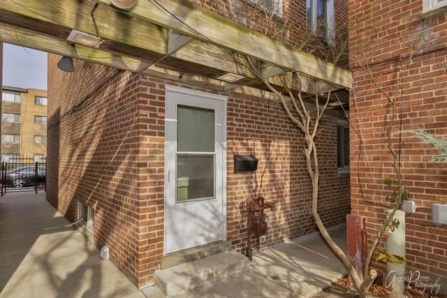 1613 W Greenleaf Avenue A, Chicago, IL 60626 (MLS #10939527) :: BN Homes Group