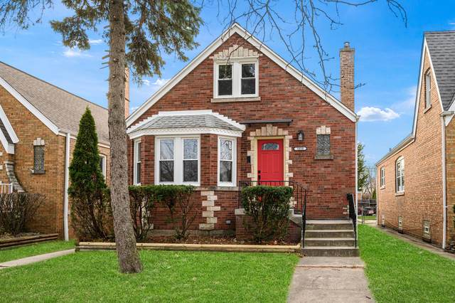 5050 N Melvina Avenue, Chicago, IL 60630 (MLS #10939622) :: BN Homes Group