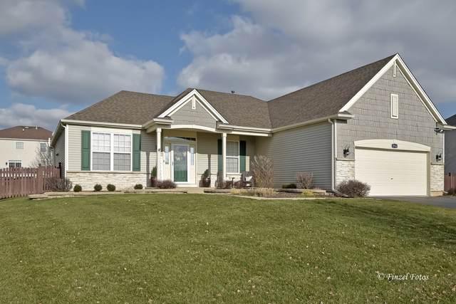 3714 Rolling Hills Road, Carpentersville, IL 60110 (MLS #10939652) :: Helen Oliveri Real Estate