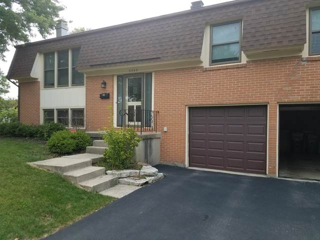 3555 Hillside Court, Hoffman Estates, IL 60192 (MLS #10939704) :: Helen Oliveri Real Estate