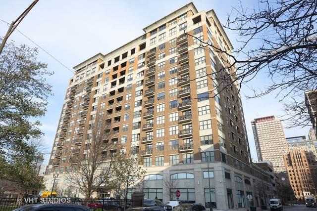 849 N Franklin Street #508, Chicago, IL 60610 (MLS #10939903) :: Jacqui Miller Homes