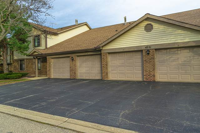 4221 N Pheasant Trail Court #5, Arlington Heights, IL 60004 (MLS #10939937) :: The Wexler Group at Keller Williams Preferred Realty