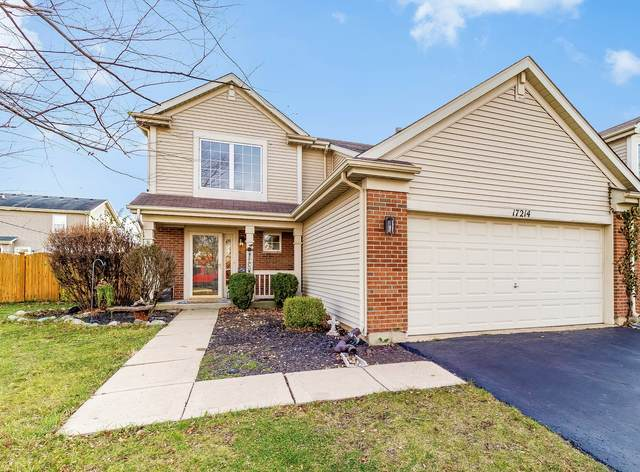 17214 Dundee Drive, Crest Hill, IL 60403 (MLS #10939945) :: The Spaniak Team