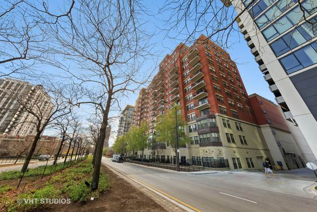 1250 S Indiana Avenue #611, Chicago, IL 60605 (MLS #10940099) :: BN Homes Group