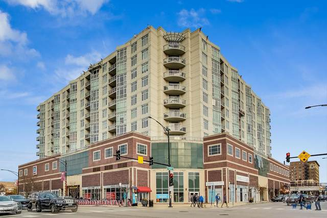 1134 W Granville #1104, Chicago, IL 60660 (MLS #10940674) :: Property Consultants Realty
