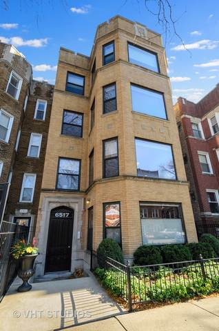 6517 N Ashland Avenue #3, Chicago, IL 60626 (MLS #10940725) :: Property Consultants Realty