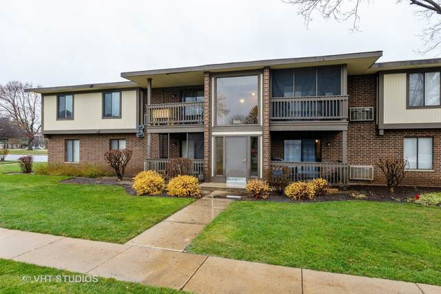 560 Somerset Lane #8, Crystal Lake, IL 60014 (MLS #10940961) :: Littlefield Group