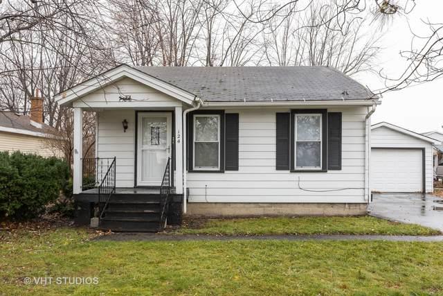 124 S First Street, Wilmington, IL 60481 (MLS #10943242) :: Ani Real Estate