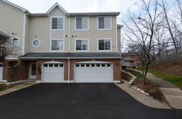 201 E Parallel Street 3F, Palatine, IL 60067 (MLS #10943799) :: Jacqui Miller Homes