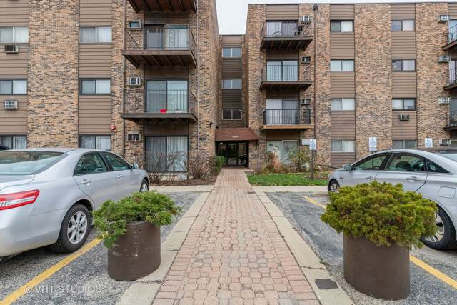 8901 N Western Avenue A104, Des Plaines, IL 60016 (MLS #10944179) :: The Wexler Group at Keller Williams Preferred Realty
