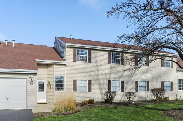 76 Gant Circle F, Streamwood, IL 60107 (MLS #10944799) :: BN Homes Group