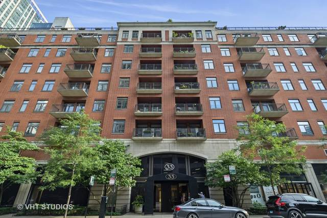 33 W Huron Street #510, Chicago, IL 60654 (MLS #10944993) :: Property Consultants Realty
