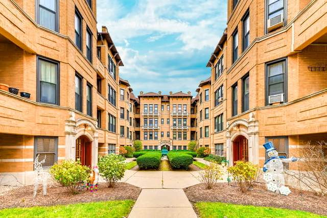 1327 W Lunt Avenue 2B, Chicago, IL 60626 (MLS #10945260) :: Property Consultants Realty