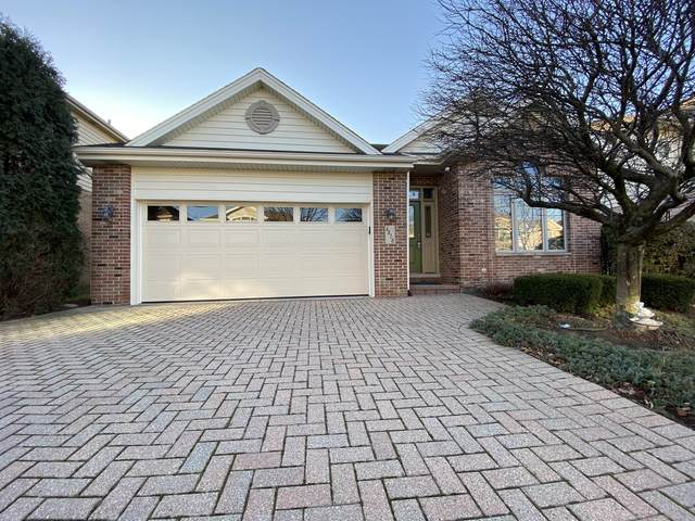 6418 Emerald Court, Willowbrook, IL 60527 (MLS #10945747) :: John Lyons Real Estate