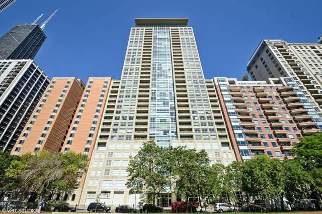 250 E Pearson Street #2604, Chicago, IL 60611 (MLS #10946262) :: Property Consultants Realty