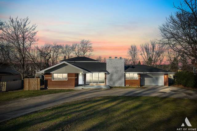 6 Country Club Drive, Olympia Fields, IL 60461 (MLS #10946589) :: Suburban Life Realty