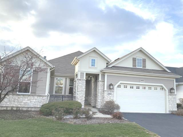 2968 Chevy Chase Lane, Naperville, IL 60564 (MLS #10948321) :: The Spaniak Team