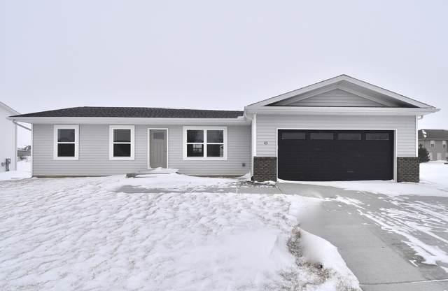 45 Fedor Circle, Bloomington, IL 61705 (MLS #10952253) :: Jacqui Miller Homes