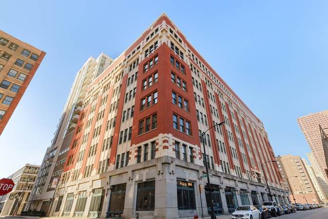 732 S Financial Place #412, Chicago, IL 60605 (MLS #10952927) :: Helen Oliveri Real Estate